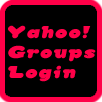 Yahoo! Groupes Login